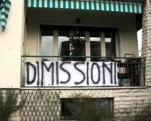 Dimissioni